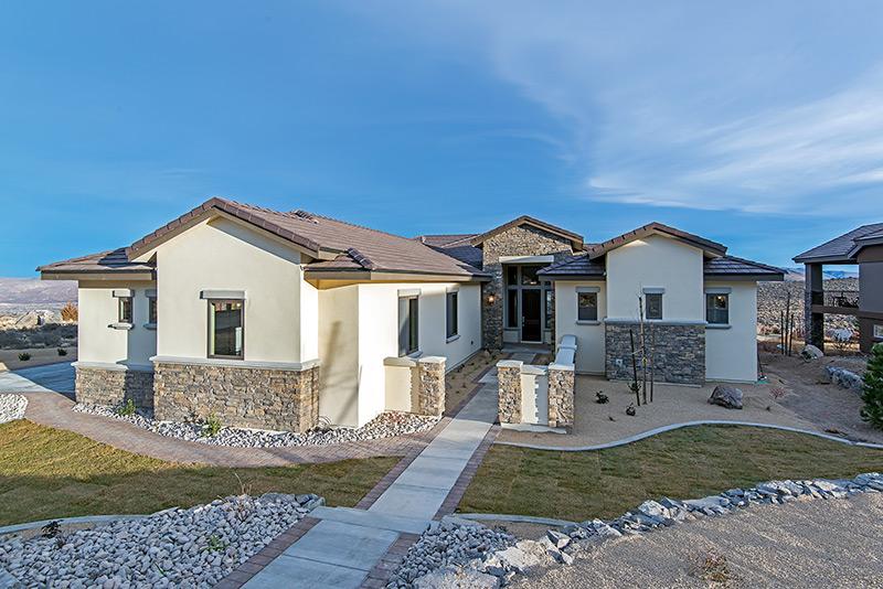 Custom Home Builder Sparks Nevada