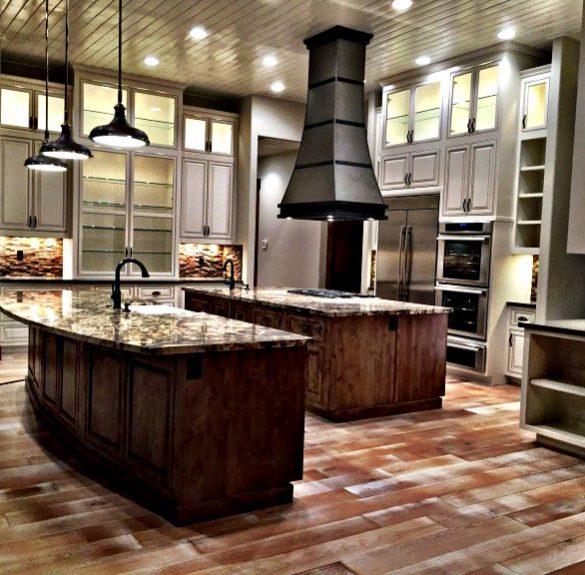BRG Homes Kitchen Remodels